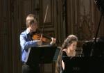 Colin Pip Dixon and Sofja Gulbadamova at Les Invalides, Paris